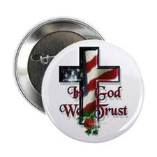"""TGY In God We Trust 2.25"""" Button (100 pack)"""