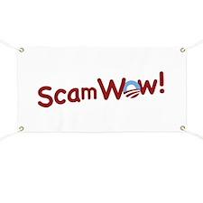 Obama ScamWow! Banner
