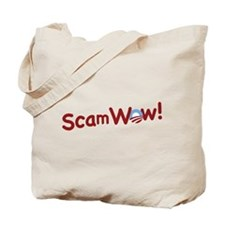 Obama ScamWow! Tote Bag