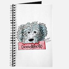 Doodleholic Gray Dood Journal