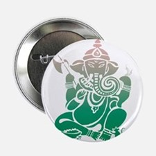 "Ganesha 2.25"" Button"
