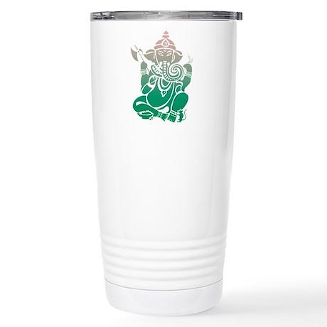 Ganesha Stainless Steel Travel Mug