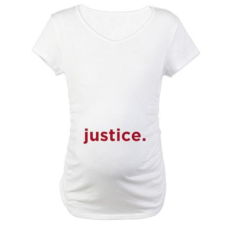 NCLR Maternity T-Shirt (full name spelled out)