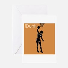 iDunk -  Greeting Cards (Pk of 10)