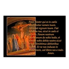 Pater Noster Postcards (Package of 8)