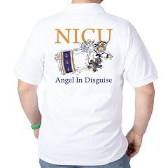 NICU Nurse Golf Shirt
