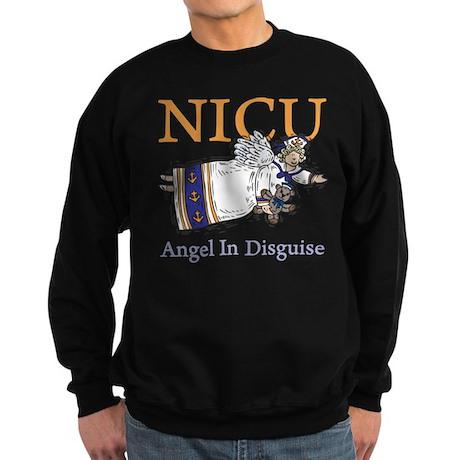 NICU Nurse Sweatshirt (dark)