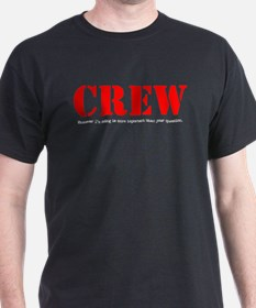CREW: More Important Than You T-Shirt
