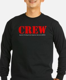 CREW: More Important Than You T