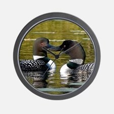 Loon Wall Clock