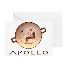 Apollo Blank Cards (Pk of 10)