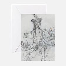 Ergot Incantations  Greeting Cards (Pk of 10)