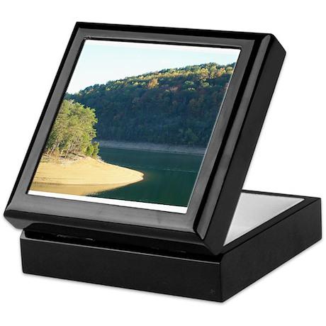 Norris Lake Keepsake Box