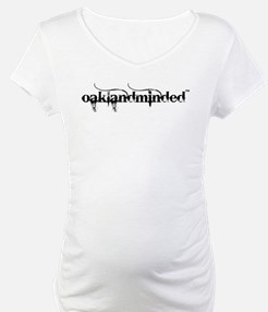 Oakland Minded Shirt (White or Pink)