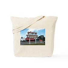 Red Wing Rollerway Nostalgia Tote Bag