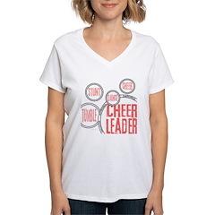 Cheer Circles Pink Shirt
