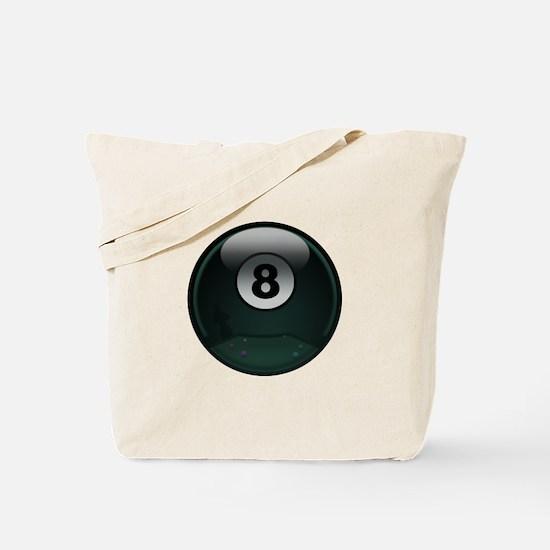8-Ball Tote Bag