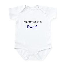 Funny Wow dwarf Infant Bodysuit