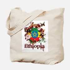 Butterfly Ethiopia Tote Bag