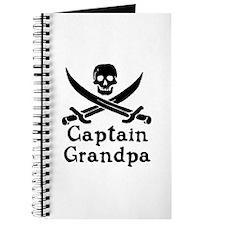 Captain Grandpa Journal