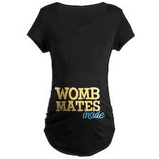 Womb Mates Inside T-Shirt