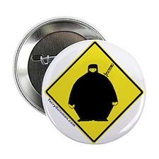 "Big Fat Ninja Attack! 2.25"" Button"