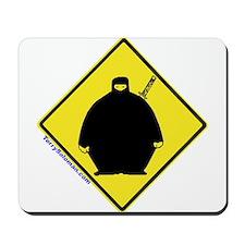 Big Fat Ninja Attack! Mousepad