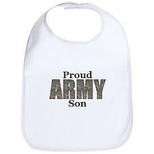Proud Army Son (ACU) Bib