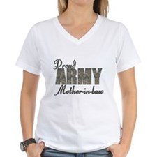 Proud Army Mother-in-law (ACU) Shirt