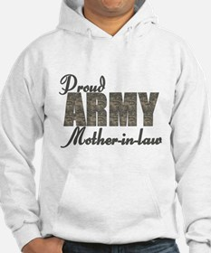 Proud Army Mother-in-law (ACU) Hoodie