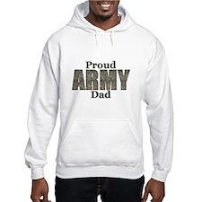 Proud Army Dad (ACU) Hoodie