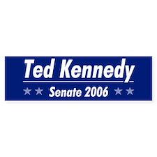 Kennedy 06 Bumper Bumper Sticker