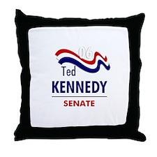 Kennedy 06 Throw Pillow