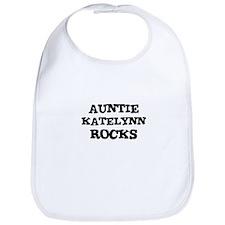 AUNTIE KATELYNN ROCKS Bib