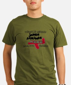 James Airlines T-Shirt