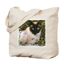 Tote Bag - Seal Point Siamese