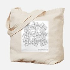 Cute Sudoku Tote Bag