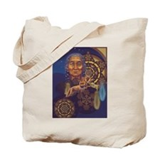 Save the Earth Cotton Canvas Shopping Bag