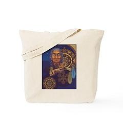 Save the Earth Cotton Canvas Shopping Bag