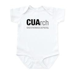 CUArch Infant Bodysuit