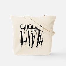 Emo Choose Life Tote Bag