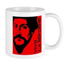 Vive La Réforme Small Mug