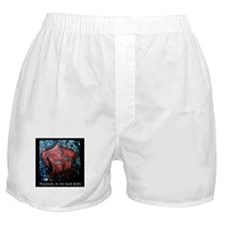 Prisoner In My Own Body Boxer Shorts