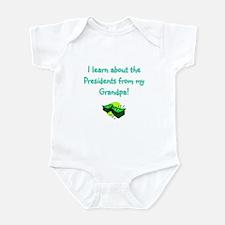 $ from Grandpa Infant Bodysuit