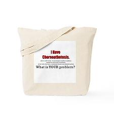 Unique Dystonia Tote Bag