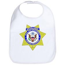 Bail Enforcement Agent Bib