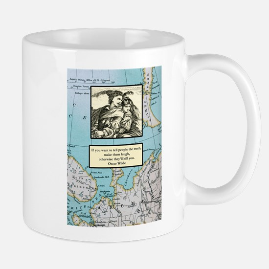 If you want to tell people th Mug