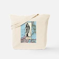 It's not running away, it's g Tote Bag