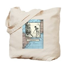 Even though I should know bet Tote Bag