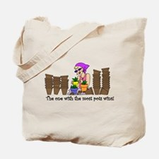 One With Most Pots Wins! Tote Bag